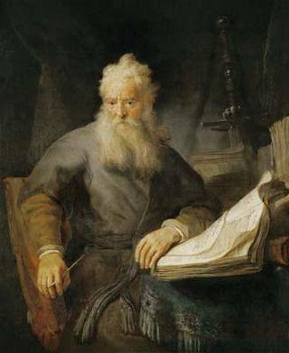 St. paul rembrandt